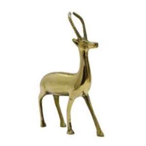 Vastu Sarwasv - Brass Deer